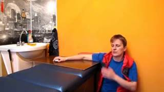 Разработка локтевого сустава. Машинка / Development of the elbow joint. Machine