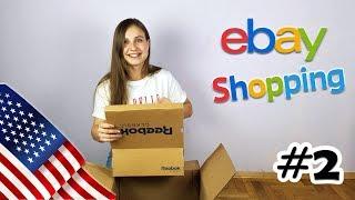 Бюджетные покупки из Америки   Распаковка посылок с eBay США