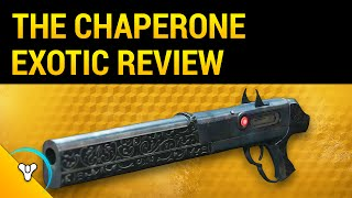Destiny Taken King: The Chaperone Exotic Review