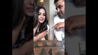 Farzana naz indian Boyfriend (2019) 🔴فرزانه ناز همراى دوست پسر هندی