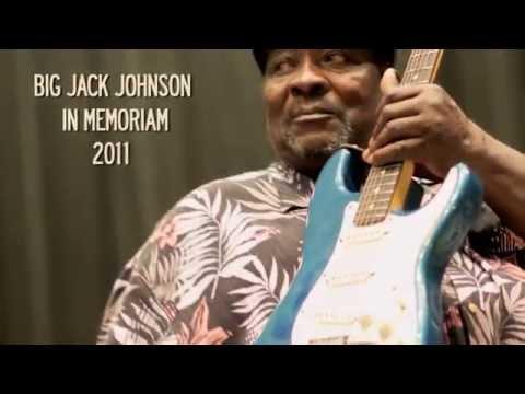 Big Jack Johnson   ~  ''Baby Please Don't Go''&''Hummin' Blues (Part 1)'' 1997