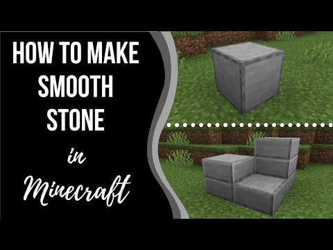 how-to-make-smooth-stone---one-minute-tips-|-minecraft