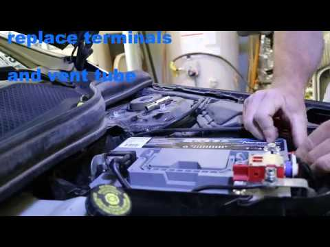 Mercedes Cla 250 >> Replacing the battery on Mercedes CLA / GLA - YouTube