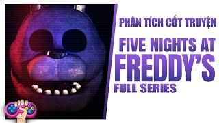Phân tích cốt truyện: FIVE NIGHTS AT FREDDY'S | Story Explained | PTG