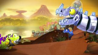 Plants vs. Zombies 2 Jurassic Marsh Part 2 Trailer(It's dino-mite! Plants vs. Zombies 2 Jurassic Marsh Part Two, is available now in the Apple App Store and Google Play. This content update defies extinction with ..., 2015-12-15T19:14:14.000Z)