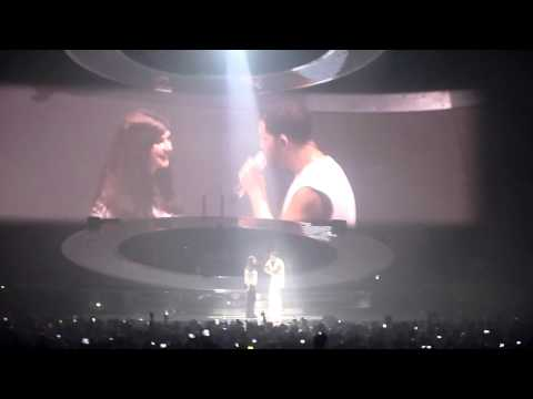 HOLD ON WE'RE GOING HOME + FAN ON STAGE !! - Drake concert [PARIS BERCY] 24.02.2014 HD Mp3