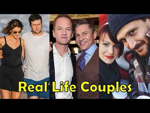 Real Life Couples of How I Met Your Mother (HIMYM)
