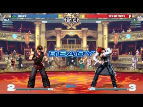 The Fight KOF XIV TOP 4