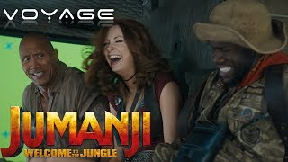 Welcome To The Gag Reel   Jumanji: Welcome To The Jungle   Voyage