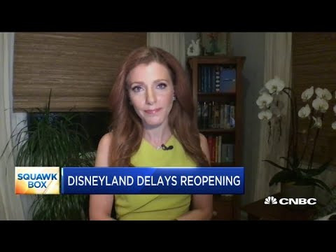 California Disneyland's Reopening Has Been Delayed Indefinitely