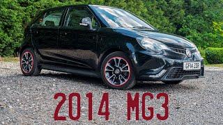 MG3 Supermini 2014 Videos
