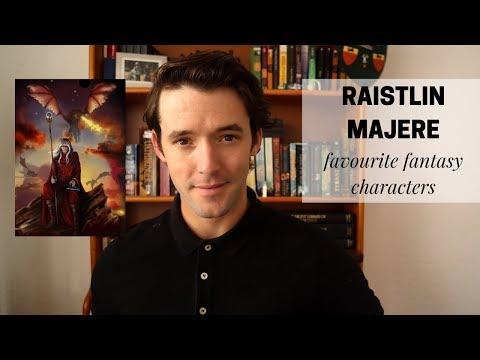 Raistlin Majere | Favorite Fantasy Characters