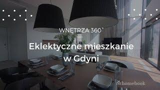 Eklektyczne mieszkanie w Gdyni