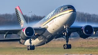 15+ Minutes of Planespotting - AVIATION Mix February 2017 - Boeing, Airbus ...
