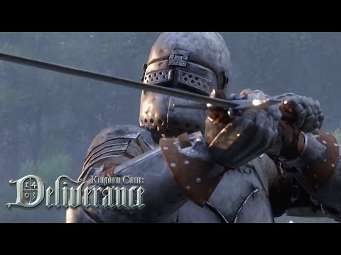 Kingdom Come: Deliverance: Weapons vs. Armor (Official)