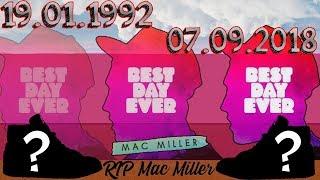 Mac Miller/Larry Fisherman Tribute . 92 Til Infinity