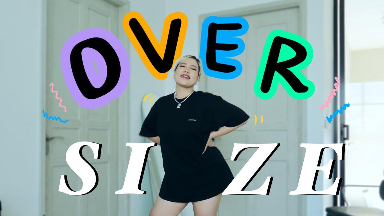 สับเซ็ต!! EP1 : ใส่เสื้อ OVERSIZE กับอะไรได้บ้าง? | Baroctar