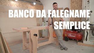 Baixar BANCO DA FALEGNAME - FALEGNAMERIA, BRICOLAGE E FAI DA TE