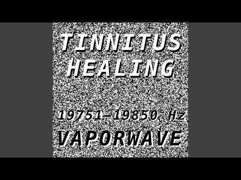 Tinnitus Healing for Damage at 19840 Hertz