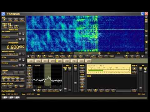 Baltic Sea Radio 6920 kHz LSB 22-03-2013 2221z