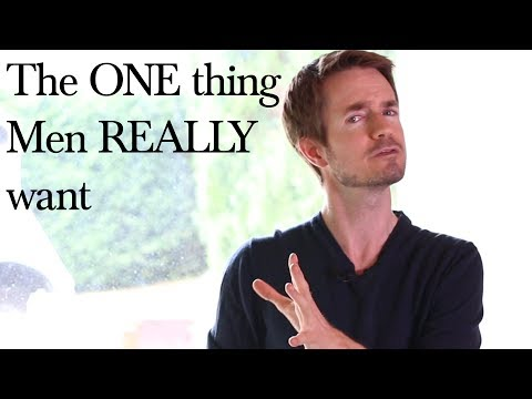 What Men REALLY Want! - Brian Nox Best Selling Author