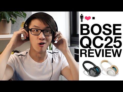 Bose QuietComfort QC25 In-Depth Review