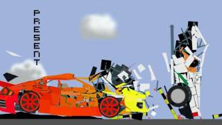 Crash in PHUN 2012