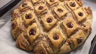 Готовим пахлаву дома. Рецепт теста для пахлавы. Турецкая сладость. простой рецепт.paxlava