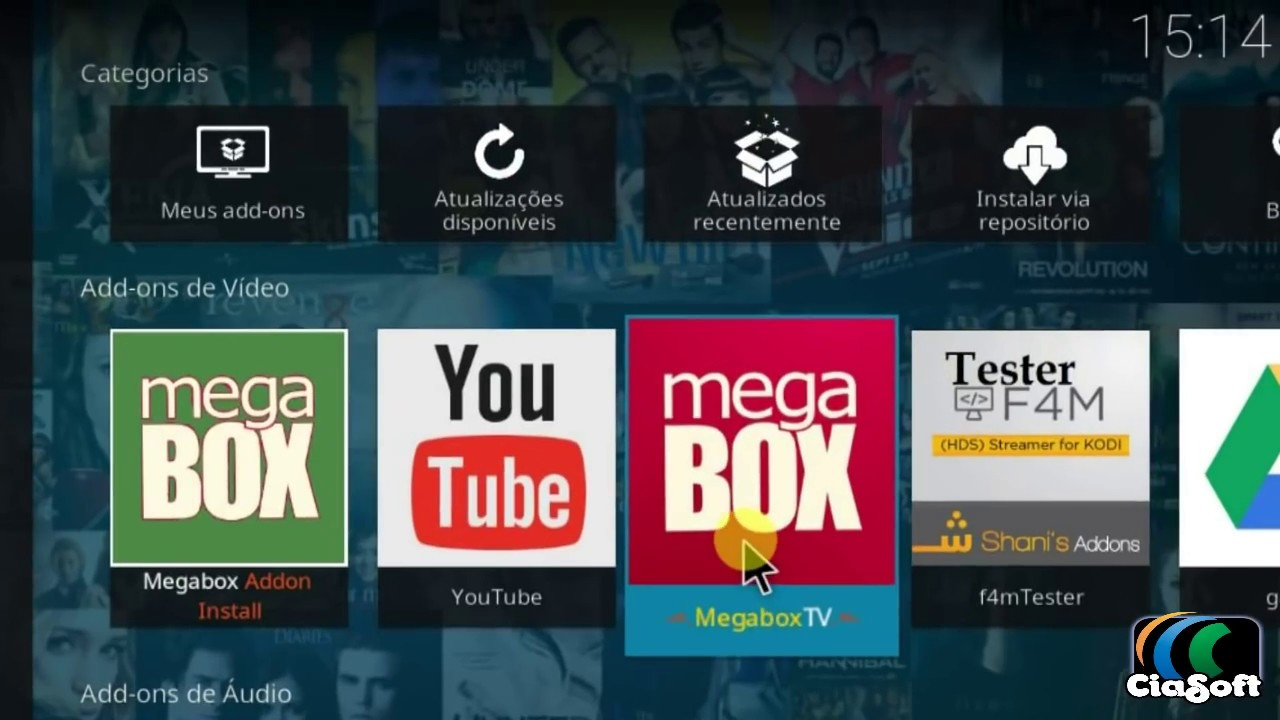 Download Saiu Nova Versão do Addon Megabox 2.4.0 Para O Kodi 17 Krypton