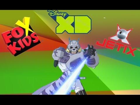 Análisis y critica a Fox Kids, Jetix y Disney XD Latinoamerica