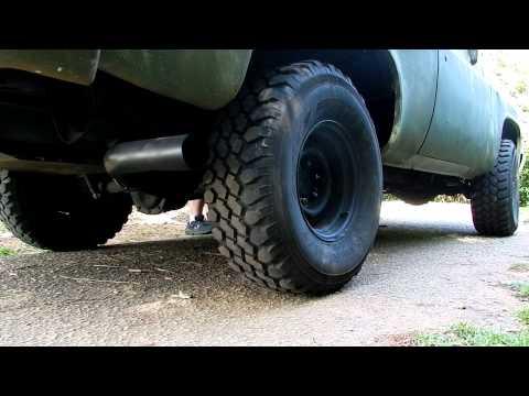 84 M1009 CUCV Blazer 6.2 diesel Banks Sidewinder turbo new exhaust #2