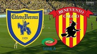 Serie A 2017/18 - Chievo Verona Vs Benevento - 20/05/18 - FIFA 18