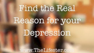 Why am I depressed? Depression test