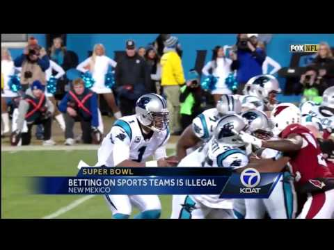 Super Bowl Betting Illegal