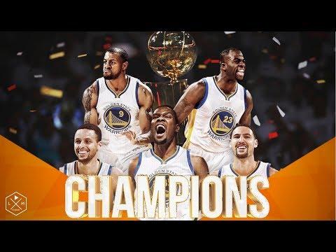 Golden State Warriors 2017 NBA Champions ᴴᴰ | mix