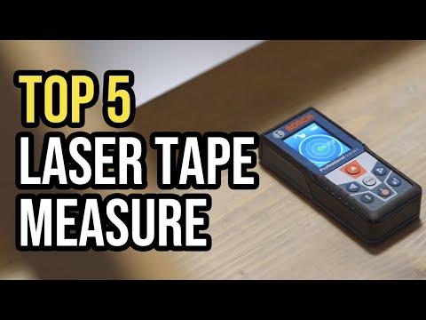 Laser Tape Measure (Best 5 In 2020)