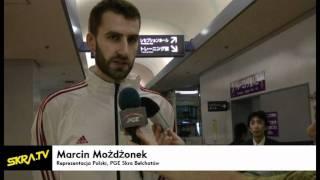 Wywiady po meczu Polska - Kuba w Nagoi