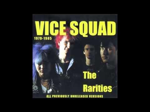 Vice Squad - The rarities 1979-1985 FULL ALBUM (2000)