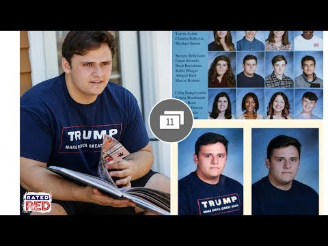 High School Photoshops Trump Out of Yearbook and Lands in Hot Water