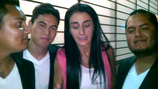 Video Bárbara Torres (excelsa) saludando a la PLEBADA Norteño Banda download MP3, 3GP, MP4, WEBM, AVI, FLV Juli 2018