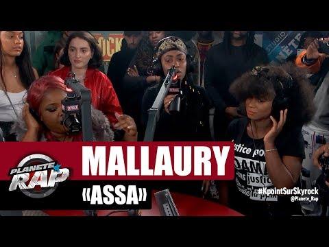 "Mallaury ""Assa"" #PlanèteRap"