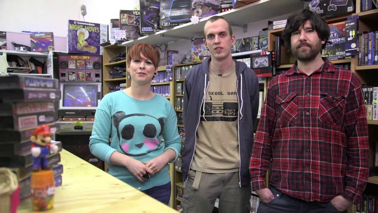 Retro Game Base - London's Last Retro Video Game Store