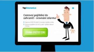 Nejlevnější cestovní pojištění - TopSrovnani.cz