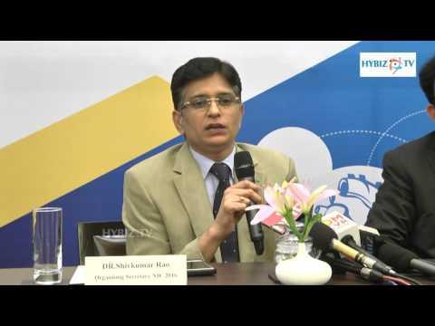 Shiv Kumar - Secretary Organizing Committee - NIC 2016 Hyderabad - hybiz