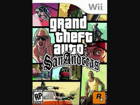 Gta Sa For Nintendo Wii Youtube