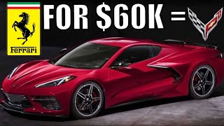 HERE'S WHY THE C8 CORVETTE IS SO CHEAP!