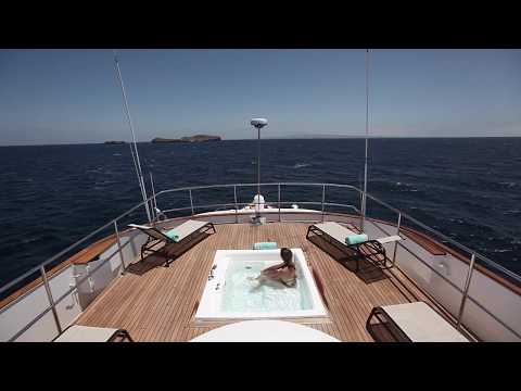WildAid's Passion Galapagos Luxury Yacht