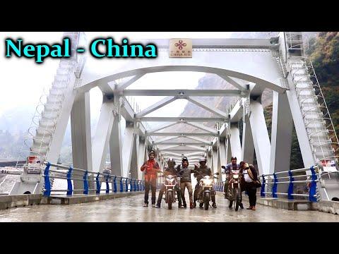 Nepal China Border Ride | Kathmandu To Tatopani Naka | Travel Vlog - Ep 1