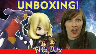 Cynthia Nendoroid Unboxing!
