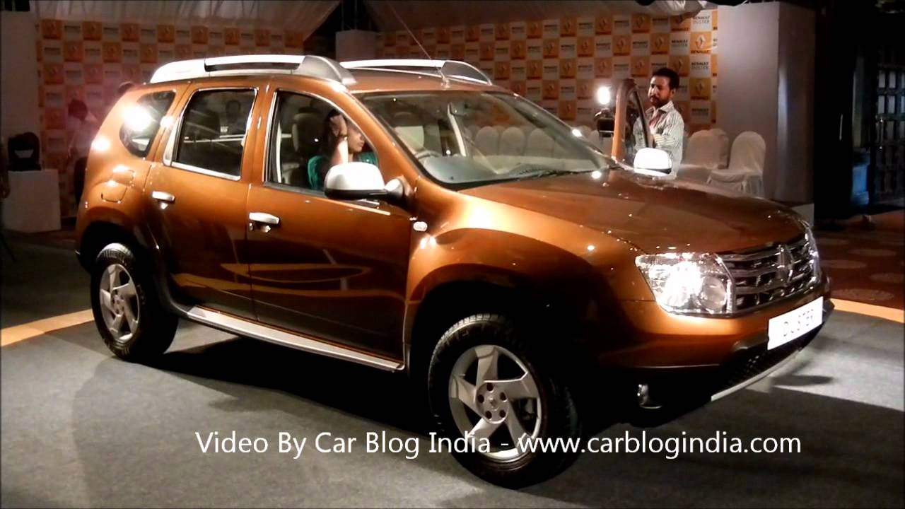 renault duster suv exteriors and interiors walk around review youtube. Black Bedroom Furniture Sets. Home Design Ideas
